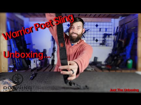 Warrior Poet Society Sling Unboxing