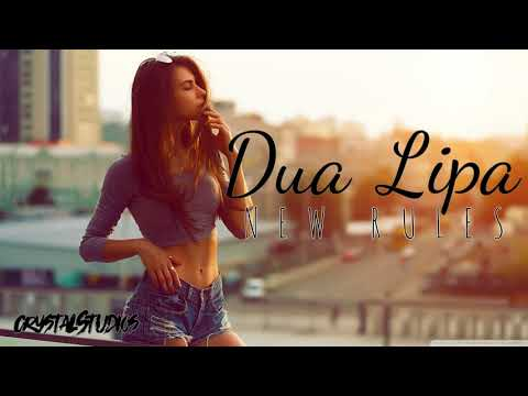 Dua Lipa - New Rules (Remix) prod.by CrystalStudios
