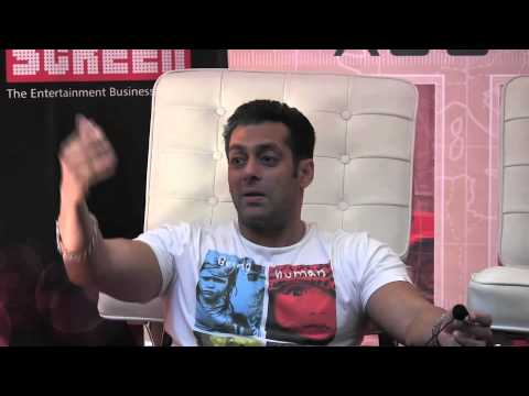 EK THA TIGER promotional event at Yashraj, Mumbai with Salman Khan and Katrina Kaif - Screen