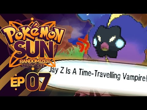 WHEN NEBBY'S RUN WILD - Pokémon Sun & Moon RANDOMIZER Nuzlocke Episode 7!