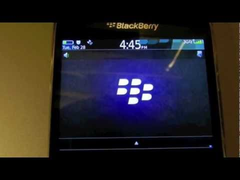 BlackBerry Bold 9930 - aLIVE Bold Theme