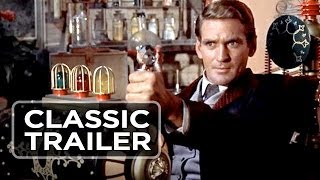 The Time Machine Official Trailer #1 - Rod Taylor Movie (1960) HD