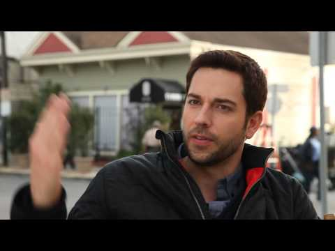 Cast Interview - Zachary Levi - What do you think the audience will take away from this movie?