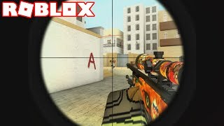CSGO IN ROBLOX | Counter Blox Roblox Offensive (COUNTER-STRIKE KIDS EDITION)