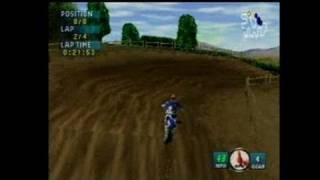 Jeremy McGrath Supercross 2000 Nintendo 64