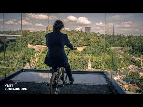 A World Champion chooses Luxembourg - An unconventional MICE tour