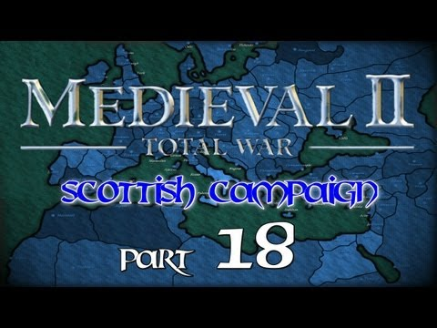 Medieval 2: Scottish campaign playthrough - part 18: Portugal Attacks
