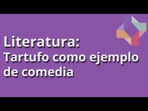 Tartufo como ejemplo de comedia - Literatura - Educatina
