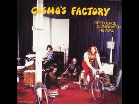 Creedence Clearwater Revival  Cosmos Factory Full Album remaster Liner notebook HQ 360 vbr