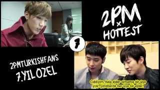 [2PMTurkishFans] 2PM Rewind - Junho & Chansung Bölümü Türkçe Altyazılı