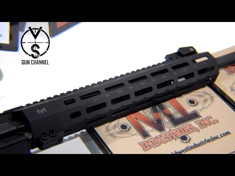 Suppressor Compatible Handguards From Midwest Industries