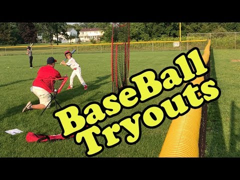 Kids BasEball - Little League Travel Baseball Tryouts for 2018 Season
