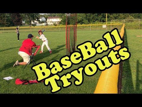 Kids BasEball - Little League Travel Baseball Tryouts For 2018 Season