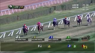 Vidéo de la course PMU PREMIO CARLOS ABOGADOR L.S.