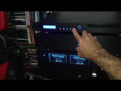 video impianto hi fi autocostruito diy