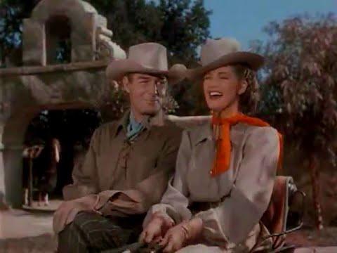 Gunfighters 1947 Randolph Scott Full Length English Movies Westerns