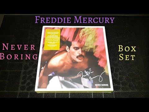 Freddie Mercury Never Boring Box Set Mp3