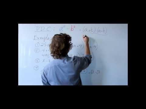 3 méthodes de factorisation