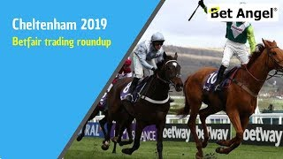 Peter Webb - Betfair trading - Cheltenham 2019 round up