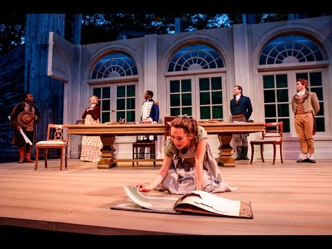 """Tom Stoppard's """"Arcadia"""" at American Players Theatre"""