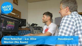 Baixar Alice Merton (No Roots) u.a. produziert Nico Rebscher mit Cubase - Hausbesuch