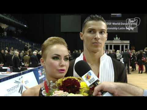 Balan - Bezzubova, GER | 2013 World Latin ITV