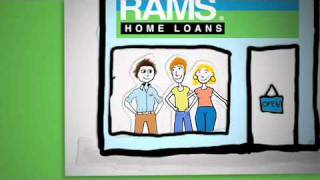 Home Refinancing Calculator - RAMS Home Loans Refinancing TV ad
