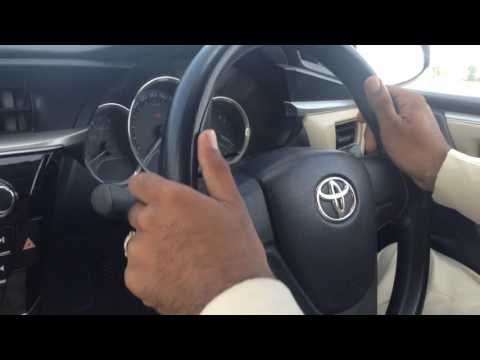 How To Hold And Control Car Steering Wheel | Steering Wheel Control | Car Driving Lesson Hindi Urdu