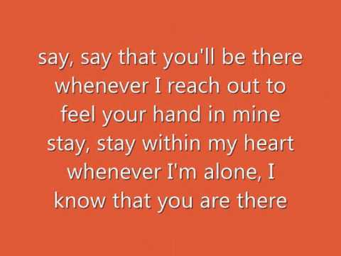 White Lion - You're All I Need Lyrics
