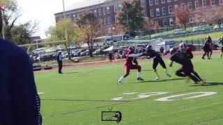 "Jordan ""Jordo"" Anderson Football Highlights Class of 2021 Friendship Collegiate DB/S/WR"