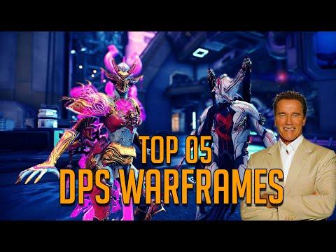 [WARFRAME] Top 05 DPS Warframes Of 2019 Feat. Arnold Schwarzenegger thumbnail
