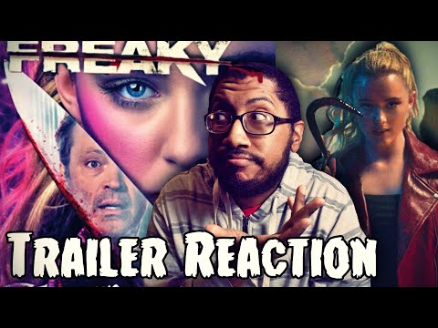 Freaky 2020 Official Trailer Reaction