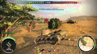 world of tanks xbox one   kv 3 gameplay
