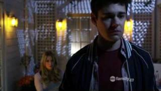"Pretty Little Liars 1x12 ""Salt Meets Wound"" Hanna and Lucas Scenes"