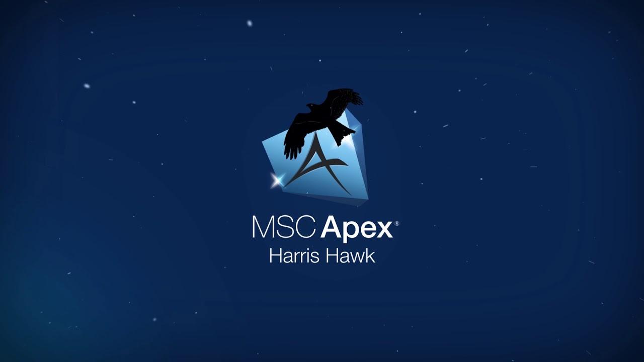 MSC Apex Harris Hawk Free Download