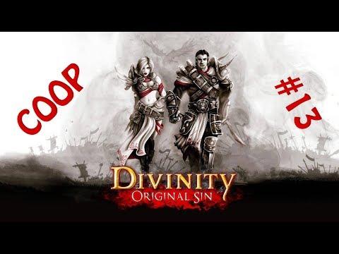 Divinity Original Sin #13 - Una testa parlante - Multiplayer Gameplay ITA