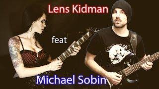 Michael Sobin feat. Lens Kidman - Through The Distance. (#progmuz)