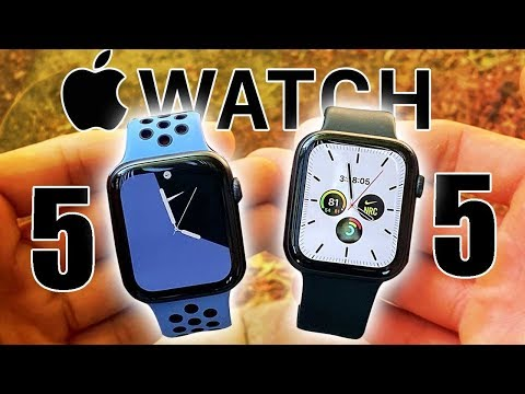 Apple Watch Nike Series 5 VS Series 5 Spot - What Really Is The Difference?