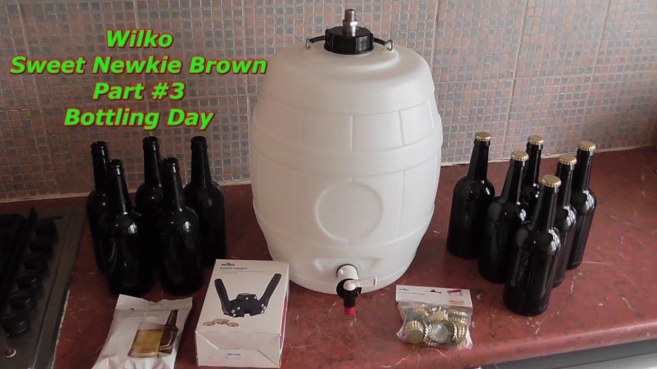 sweet newkie brown bottling day wilko home brew beer kit. Black Bedroom Furniture Sets. Home Design Ideas
