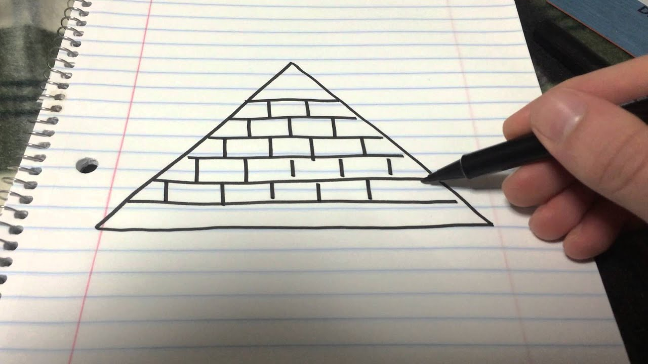 How to draw the illuminati symbol youtube how to draw the illuminati symbol biocorpaavc Gallery