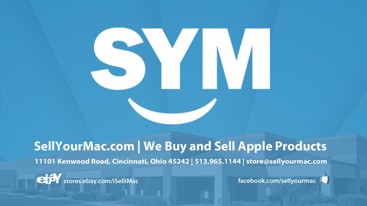 SYM Store | We Buy and Sell Apple Product - YouTube