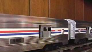 Test Track:- Lionel 1989 Amtrak GG-1 Set