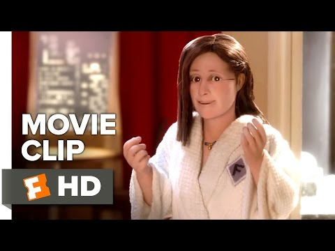 Anomalisa Movie CLIP - Meeting Lisa (2015) - David Thewlis, Jennifer Jason Leigh Movie HD