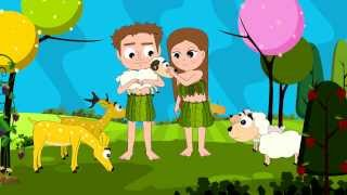 Video Bible Stories for Children: Adam and Eve download MP3, 3GP, MP4, WEBM, AVI, FLV Oktober 2017