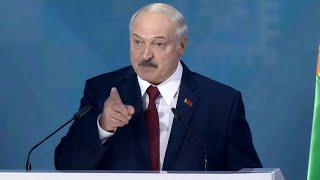 Лукашенко: Россия боится нас потерять! Послание Президента Беларуси 2020