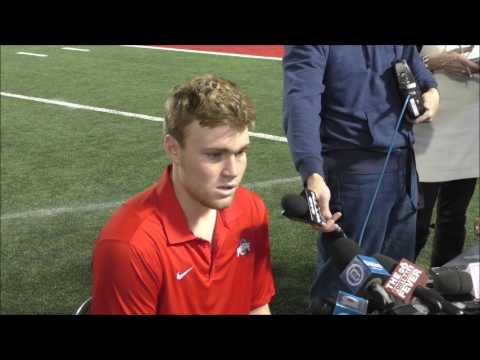 Ohio State QB Tate Martell on National Signing Day 2/1/17 - ELEVENWARRIORS.COM