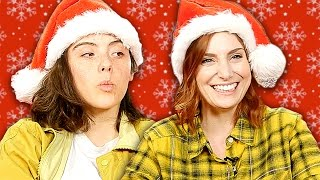 Coworkers Recite Night Before Christmas from Memory