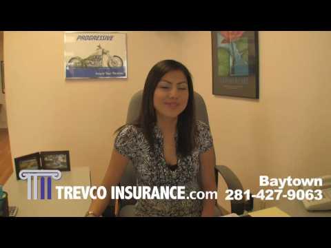 Trevco Auto Insurance Baytown Texas: Car Insurance