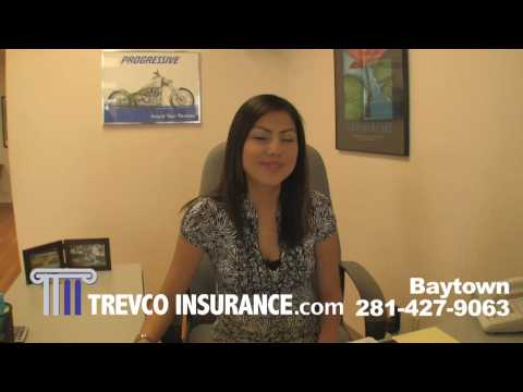 Trevco Auto Insurance Baytown Texas: Car Insurance