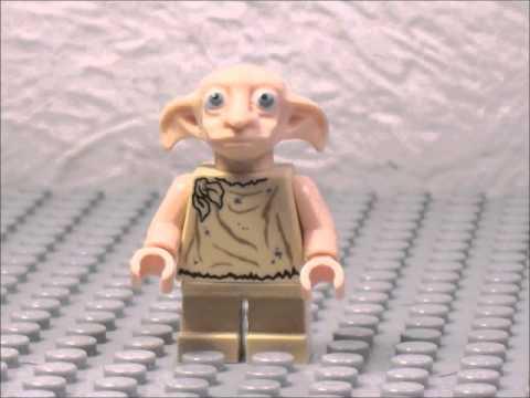 Lego Dobby Has No Master Dobby Is A Free Elf Stopmotion Youtube